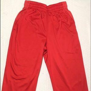 Nike Men's Sz XS  Jordan  Basketball Pants Red